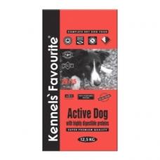 Kennel's Favourite Active Dog koeratoit aktiivse eluviisiga keskmist ja suurt kasvu koerale, 20 kg