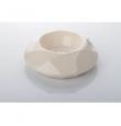 DePeDi keraamiline söögikauss Diamond, elevandiluu, erinevad suurused