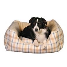 Elegantne ruuduline koerapesa - erinevad suurused